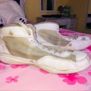 USED TOP GUN Vros Cheer Shoes!